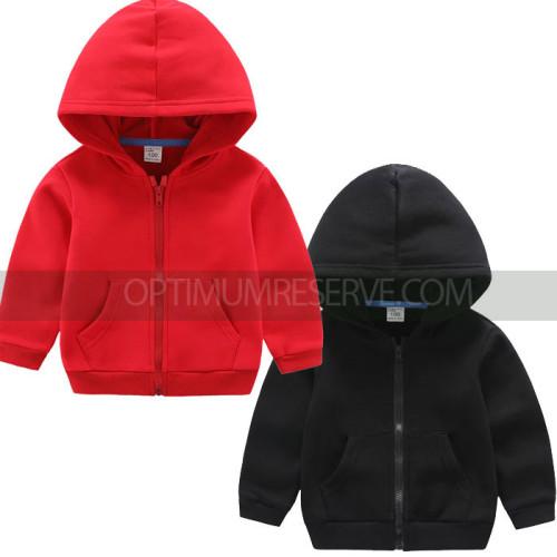 Bundle of 2 Zipper Hoodie For Kids