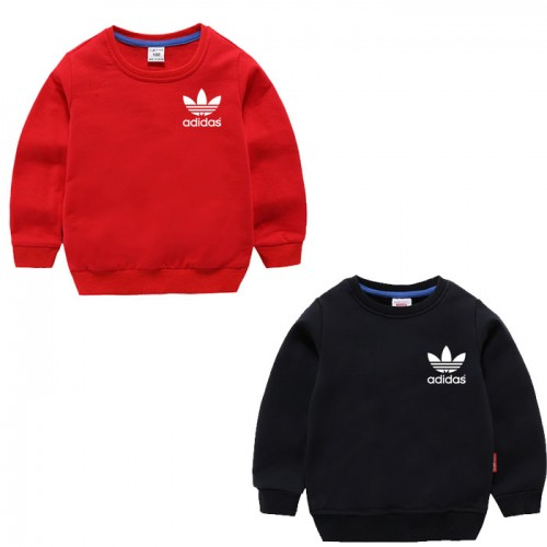 Bundle of 2 Ad Red & Black Sweatshirts
