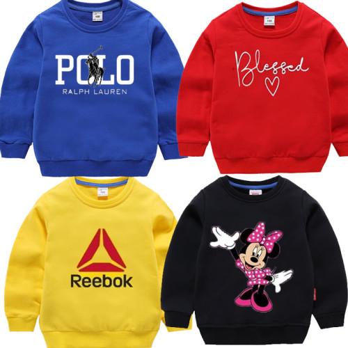 Bundle of 4 Best Quality Kids Sweatshirts