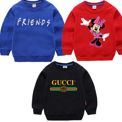 Bundle of 3 Pullover Kids Sweatshirts
