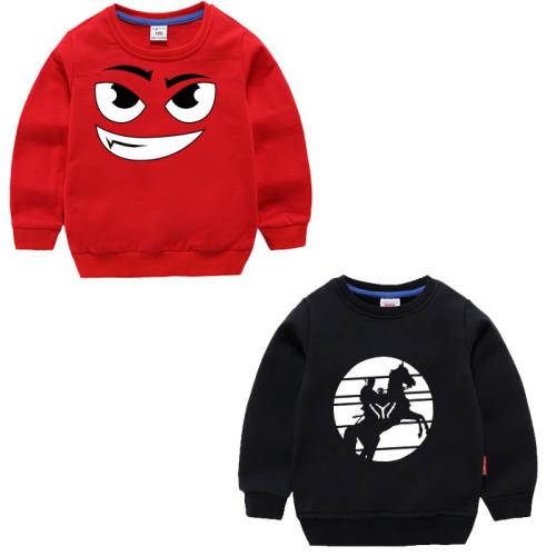 Bundle of 2 Ertugrul & Scary Smile Logo Sweatshirts For kids