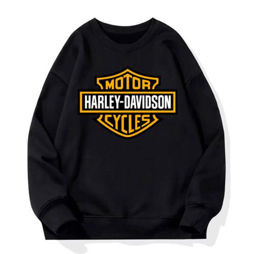 Harley Davidson Black Fleece Sweatshirt