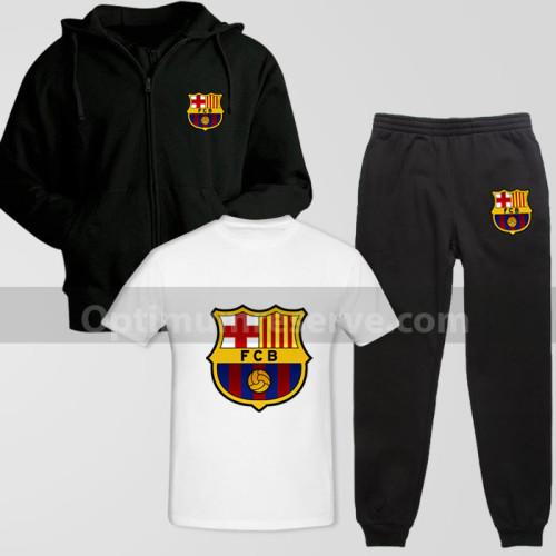 Barcelona Track suit For Men's
