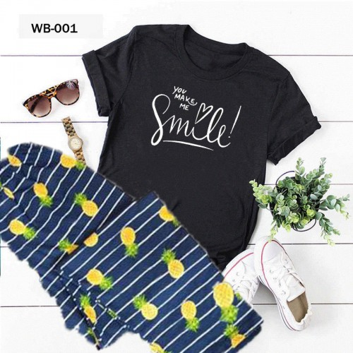 Bundle of Pajama & Printed T-Shirts For Women's