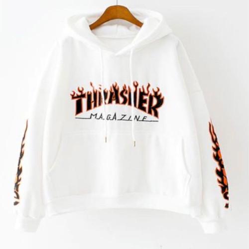 Thrasher High-Quality Pullover Hood