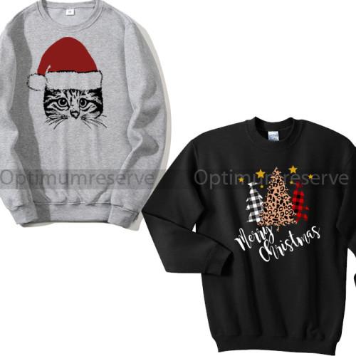 Bundle of 2 Christmas Sweatshirts