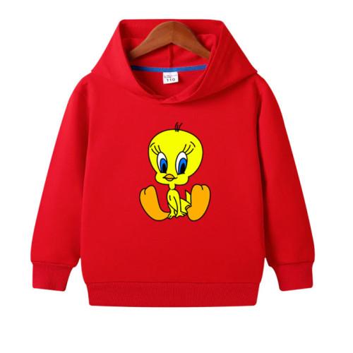 Twiti Red Hoodie For Kids