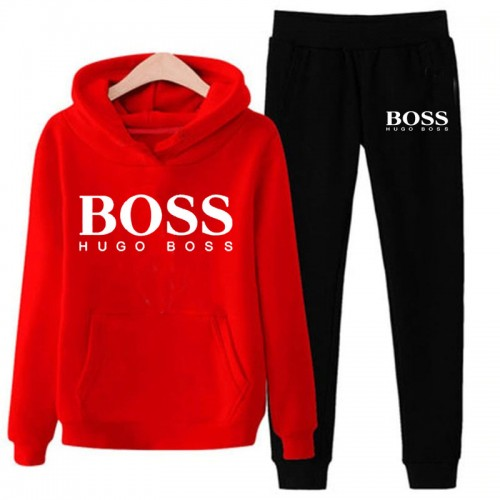 Boss Red Winter TrackSuit For Mens