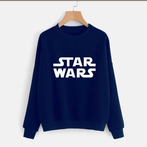 Star wars Navy Blue Sweatshirt For Boys