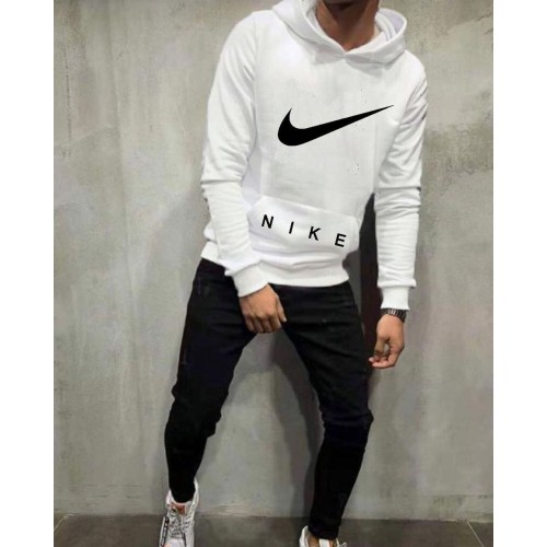 Nk winter Tracksuit in White