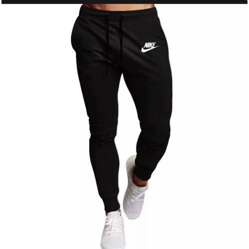 Nk Black High-Quality Trouser For Men