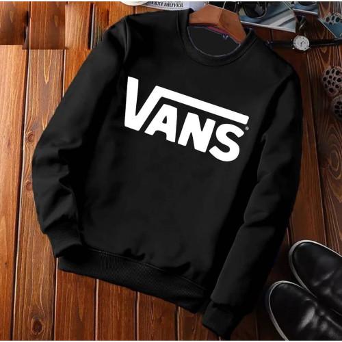 Vans Black Fleece Sweatshirt