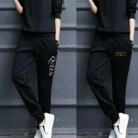 Bundle of 2 Black Sweat Trousers