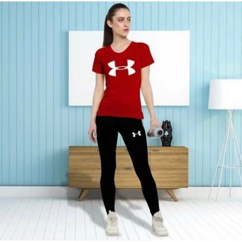 Under Armour Best Quality Tracksuit For Ladies