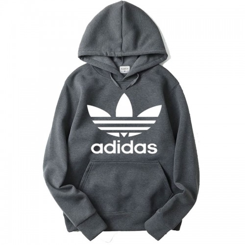 Ad Grey Premium Quality Hoodie For Women