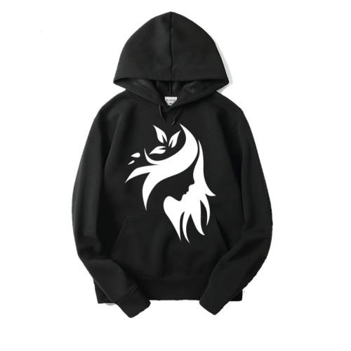Stylish Design Black Premium Quality Hoodie